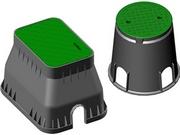 Пластиковые колодцы, оборудование для полива